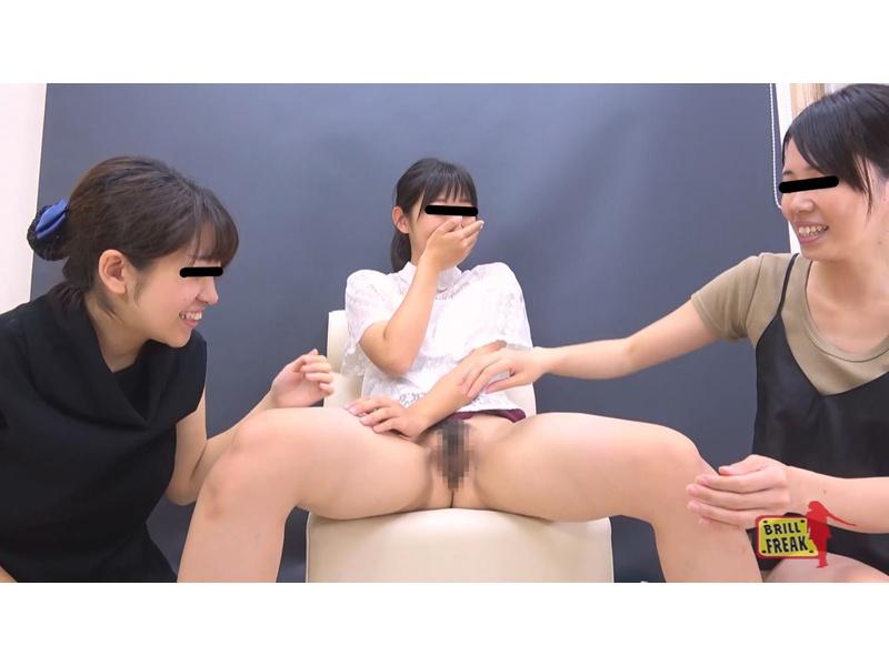 羞恥!!集団ガン見まんこ!!